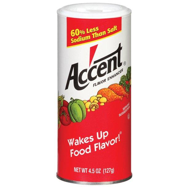 Accent Flavor Seasoning