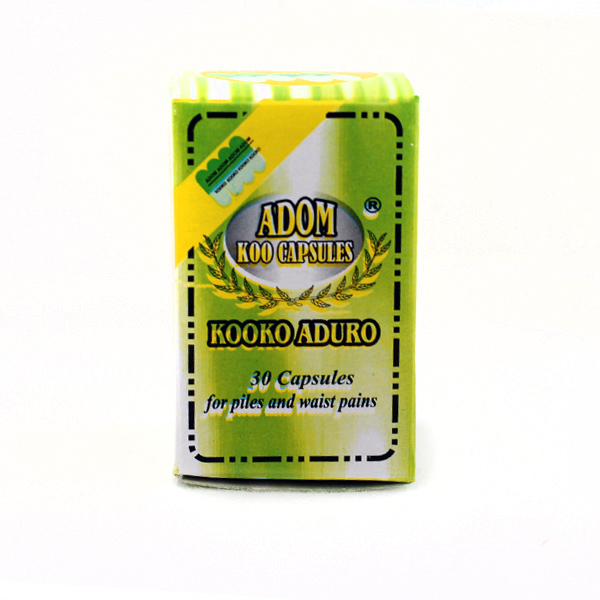Adom Koo Capsules
