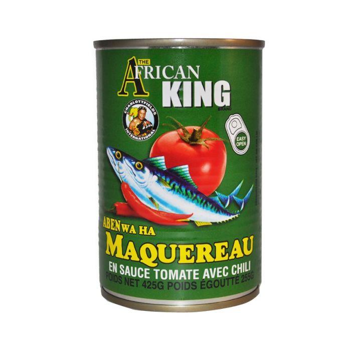 African King Mackerel
