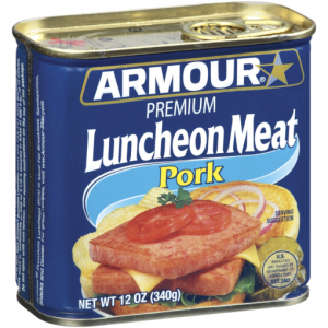 Armour Premium Luncheon Meat Pork