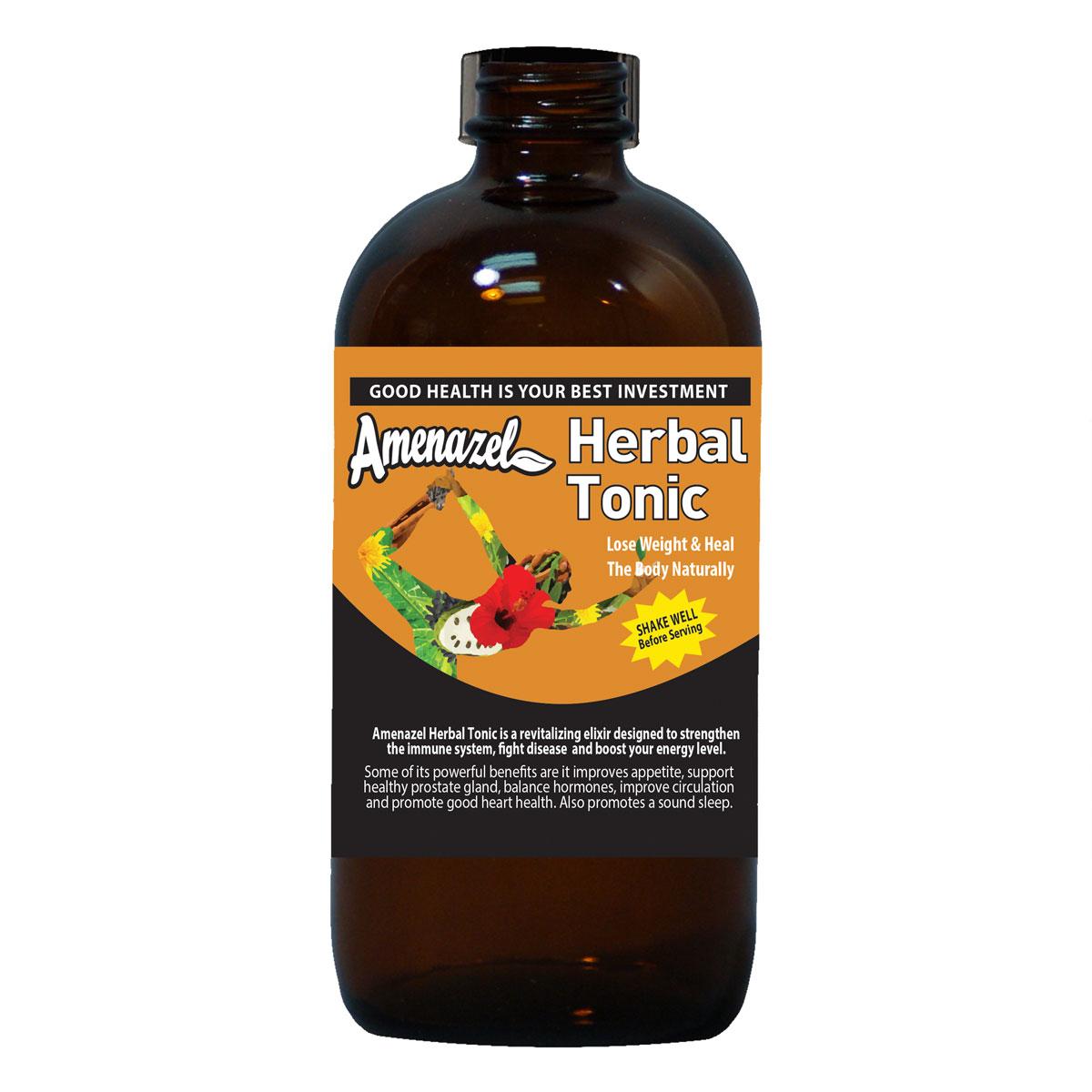 Amenezel Herbal Tonic