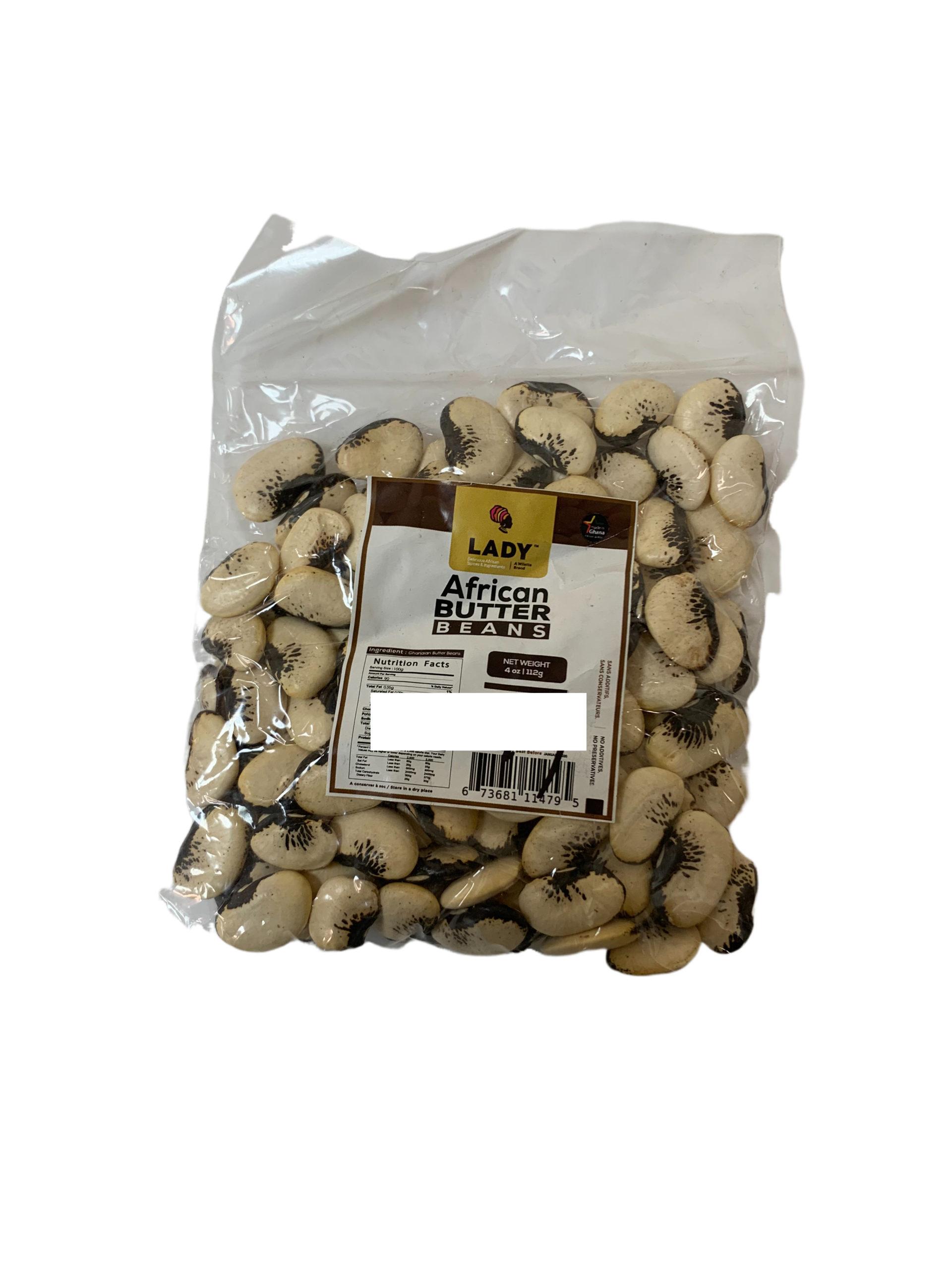 African Butter Beans