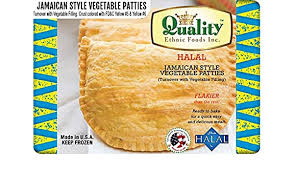 Jamaican Style Vegetable Patties (50 Pieces)