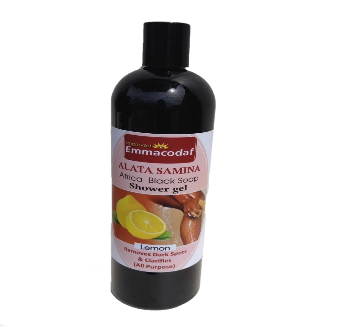 Alata Samina Shower Gel with Lemon