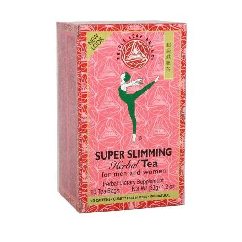 super slimming tea este sănătos să piardă în greutate rapid